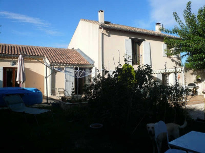Sale house / villa Bedarrides (84370)