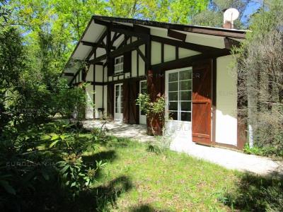 Vermietung von ferienwohnung haus Lacanau 495€ - Fotografie 2