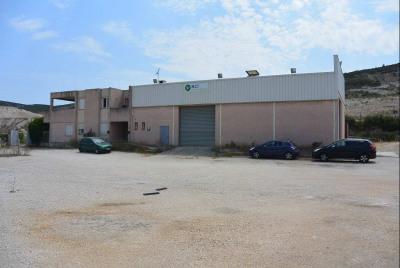Location Local d'activités / Entrepôt Le Rove