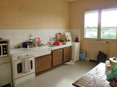 Appartement t/3 + local Montayral
