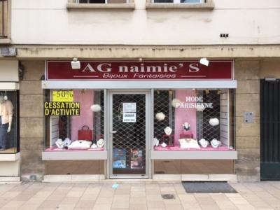 Location Boutique Rouen
