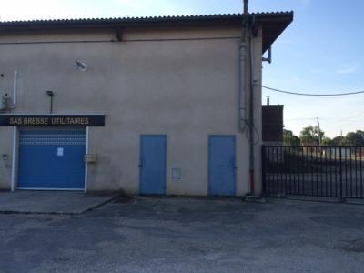 Location Local d'activités / Entrepôt Péronnas