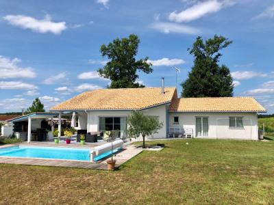 Maison Pontonx Sur L Adour 5 pièce (s) 155 m²