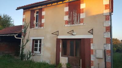 Maison à rénover d'environ 60m²