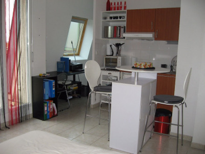 Limoges studio de 21 m² avec parking