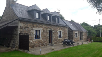 Maison de campagne, 105 m² - Plounevez Moedec (22810)