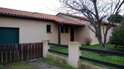 Castanet-tolosan - maison T4 avec jardin clos