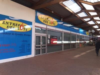 Location Boutique Val-de-Reuil