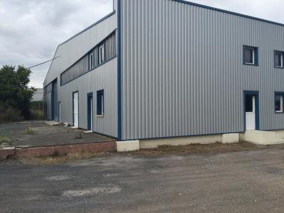 Location Local d'activités / Entrepôt Breuil-le-Sec