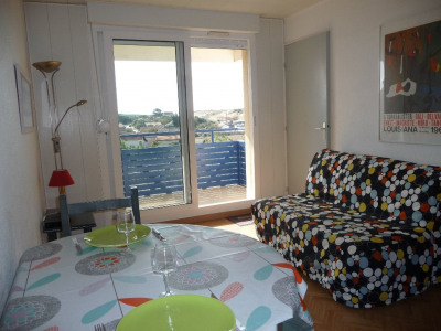 Appartement résidence bleu marine