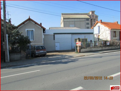 Location Local commercial Montluçon