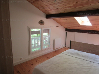 Vermietung von ferienwohnung haus Lacanau 495€ - Fotografie 9