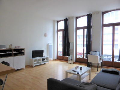 Rental - Apartment 3 rooms - 63 m2 - Lille - Photo