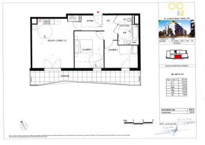 Location appartement Lyon 8ème