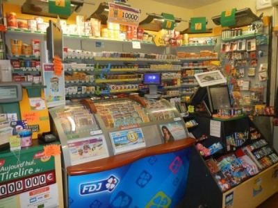 Fonds de commerce Tabac - Presse - Loto Toulon