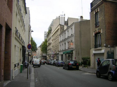 Location Boutique Paris 20ème