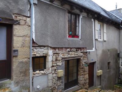 Maison en pierre restaurée à terrasson