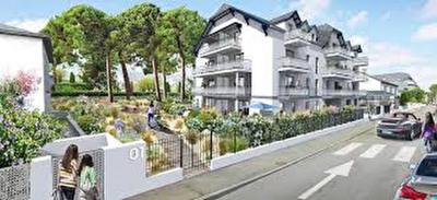 Appartement La Baule Escoublac 3 pièce (s) 61 m²