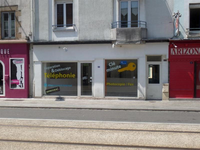 Location Boutique Brest