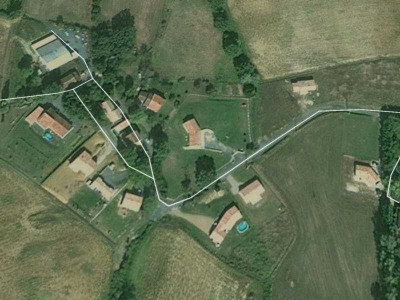 Terrain constructible de 800m²
