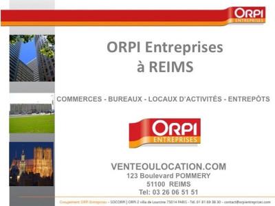 Location Local d'activités / Entrepôt Reims