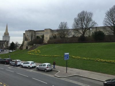 Caen château. Possibilité colocation