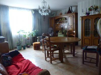 Vente appartement Romainville