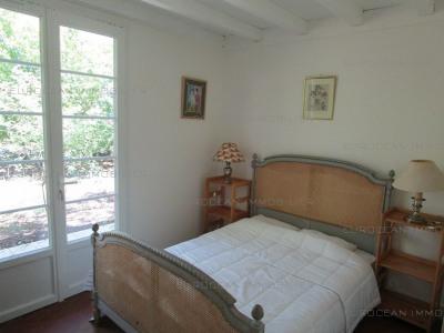 Vermietung von ferienwohnung haus Lacanau 495€ - Fotografie 8