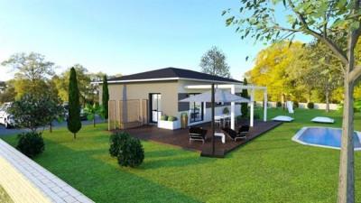 Maison  5 pièces + Terrain 800 m² Saint Michel de Rieufret par MAISON CLEO