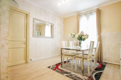Appartement lumineux 3 pièce (s) 50 m²