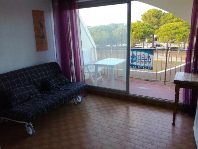 Studio cabine à vendre, LE GRAU DU ROI - 1 pièce (s) - 20 m²