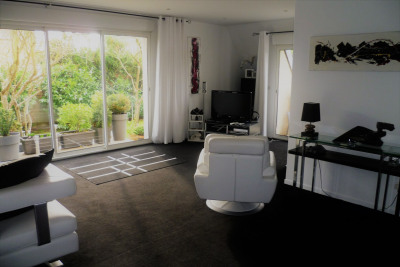 Appartement atypique avec jardin privatif 350 m²