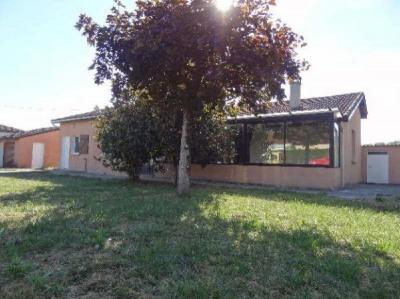 Villa plain pied Dausse