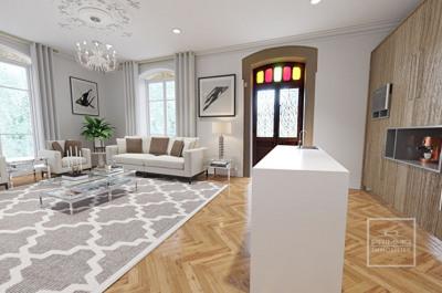 Appartement neuville sur saone 5 pièces 138.80 m²