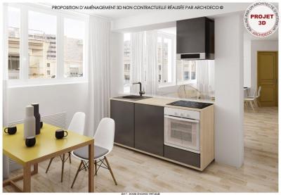 Vente Appartement 4 pièces Villeurbanne-(102 m2)-249 900 ?
