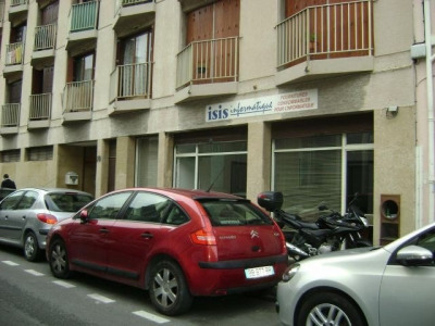 Vente Local commercial Marseille 5ème