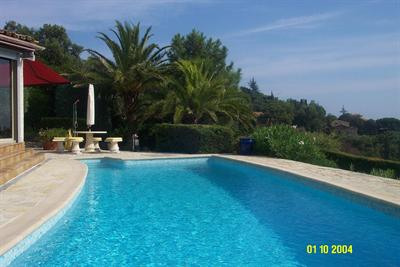 Vacation rental house / villa Les issambres 6 625€ - Picture 5