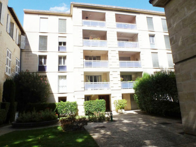 Avignon Intra-Muros: Appartement P4 avec Terrasse et Ascenseur