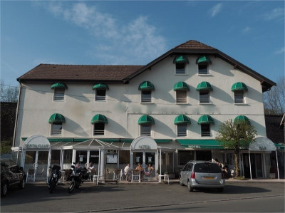 Fonds de commerce Café - Hôtel - Restaurant Vesoul 1