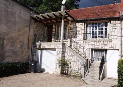 Maison Villenoy 4 pièce (s) 80 m² sous-sol et jardi