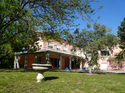 Sale house / villa Bedarrides