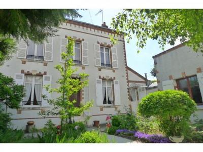 Vente Maison / Villa 6 pièces Orléans-(115 m2)-416 000 ?