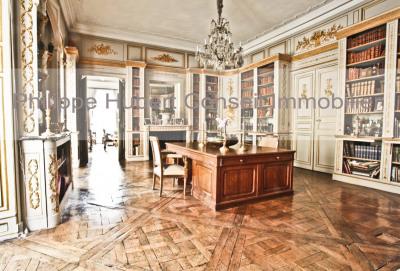 Exceptional apartment 18e Century