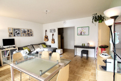 Appartement Type 4 - 97,68m² - Lyon 3