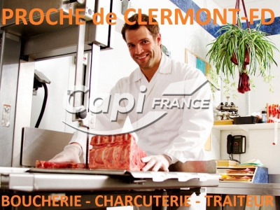 Fonds de commerce Alimentation Clermont-Ferrand