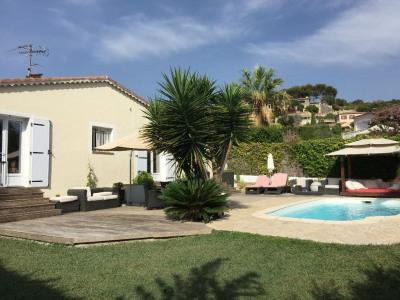 Vente de prestige maison / villa Villeneuve Loubet