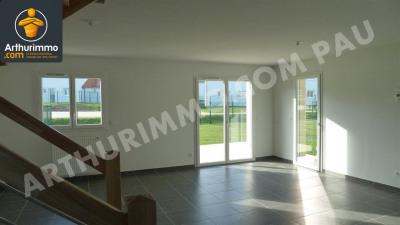 Programme neuf: maison T5 102m² avec garage, jardin et terrasse