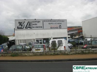 Vente Local d'activités / Entrepôt Aubière