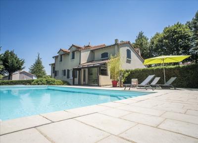 Belle villa spacieuse