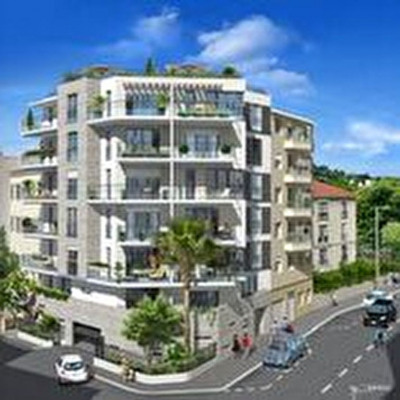 Appartement Neuf Nice 2 pièce (s) 46.17 m²